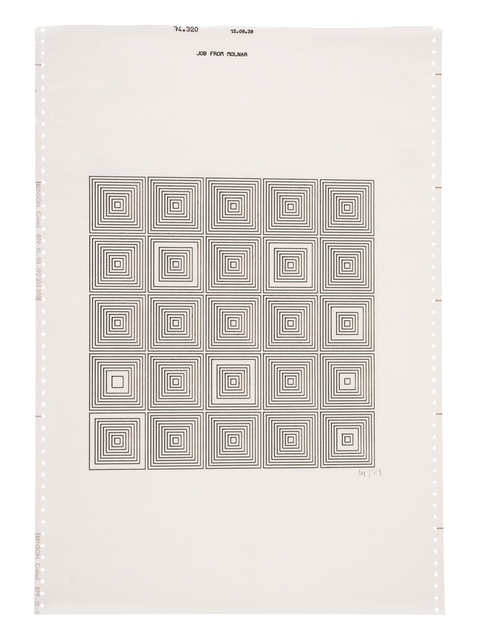 , 'Untitled (13),' 1974, The Mayor Gallery