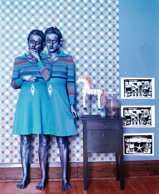 , 'The Sisters Sophie and Sarah,' 2001, Montreal Museum of Fine Arts