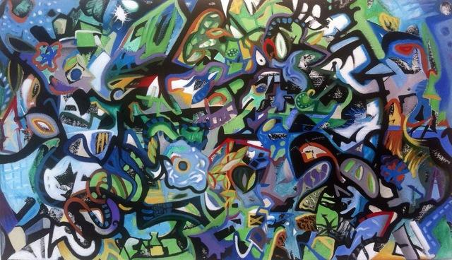 , 'Sensory Overload,' 2014, Propeller Gallery