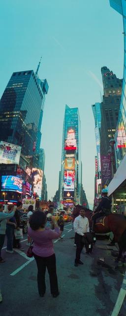 Donald Woodman, 'Times Square 1', 2011, Donald Woodman Studio