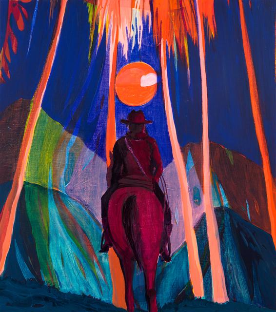 , 'Midnight Cowboy,' 2017, Victoria Miro