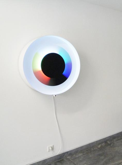 , 'Le blanc n'existe pas,' 2014, Galerie Charlot