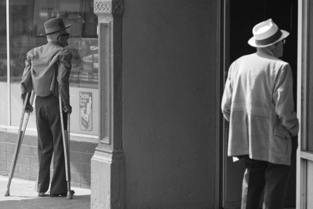 , 'Window-shopping, San Francisco,' 1972, Alex Daniels - Reflex Amsterdam