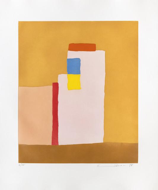 , 'Adobe,' 2017, Cristea Roberts Gallery