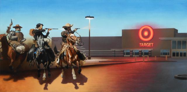 , 'Target Shooting,' 2016, Modern West Fine Art