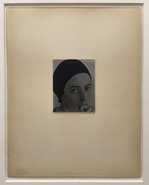 , ' Portrait of Dorothy Norman,' 1931, Edwynn Houk Gallery