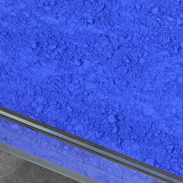 Yves Klein, 'YK Blue table (Klein blue pigments)', 2018, MK Art Invest Group