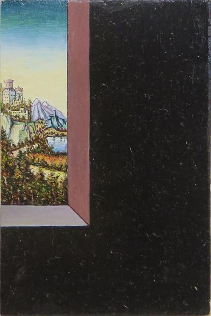 """, 'De la serie Desnudos (El eslabón perdido). Lucas Cranach, """"Salomé"""",' 2016, Fernando Pradilla/El Museo"""
