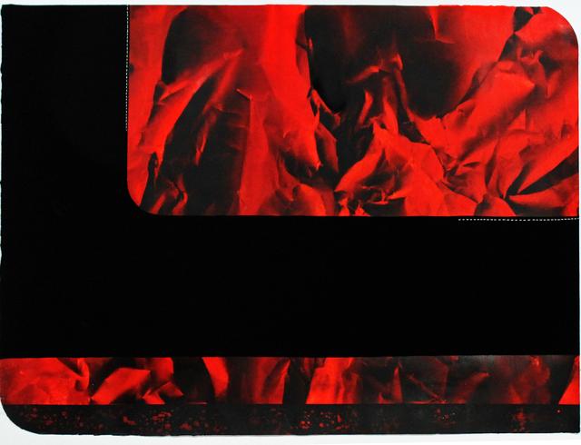 , 'Conversation (Red) ,' 2018, Adah Rose Gallery