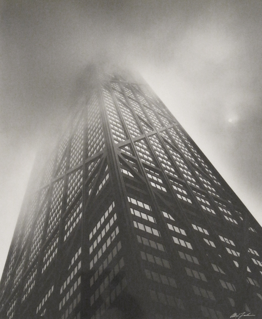 , 'Hancock Building,' , Chicago Art Source