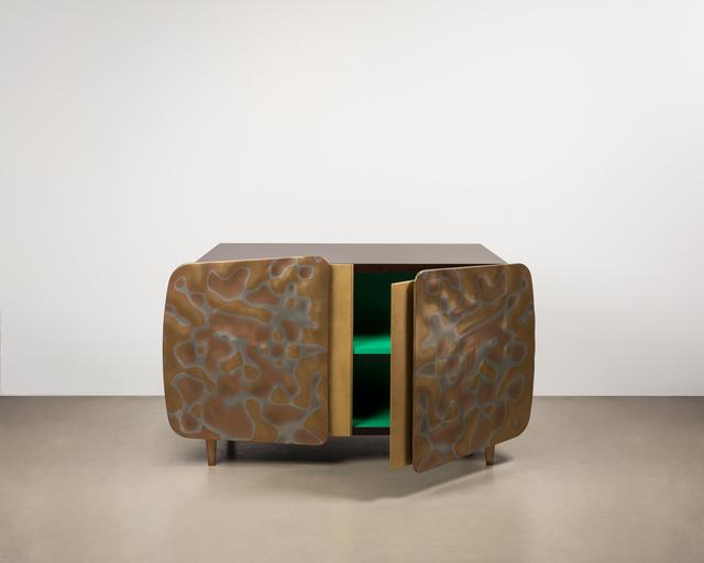""", '""""Universe Cabinet"""",' 2017, Galerie Dutko"""