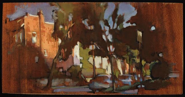 , 'Huidekoper Place,' 2013, Susan Calloway Fine Arts