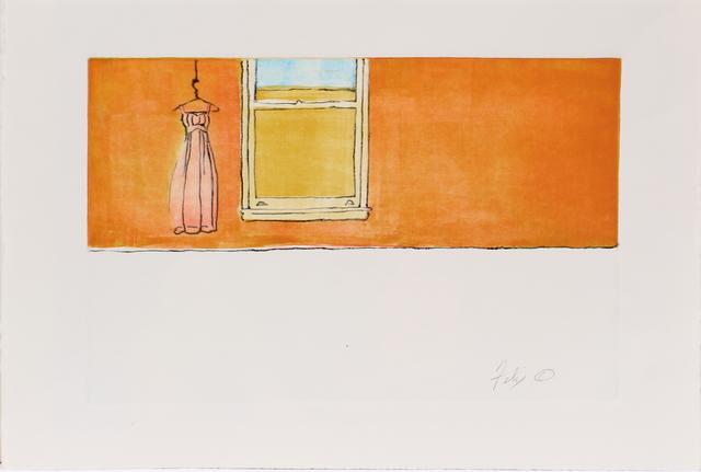 , 'The Pink Dress,' ca. 1990, Benjaman Gallery Group
