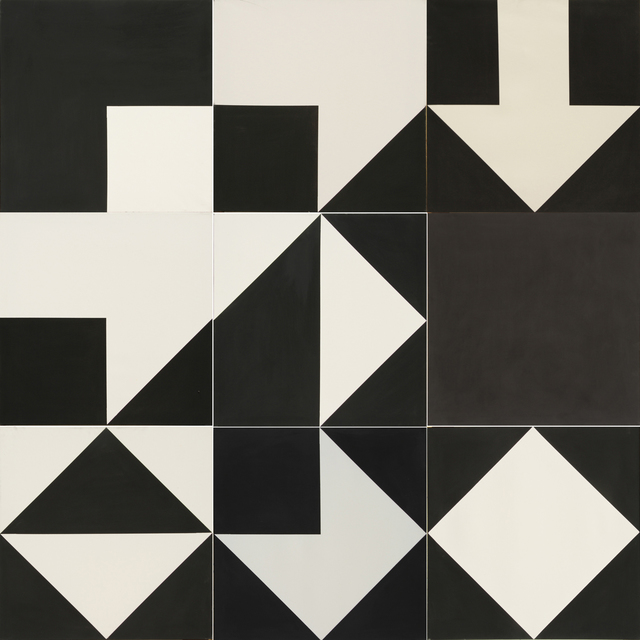 , 'Concept 3-4-9,' 1988-1989, Charles Nodrum Gallery