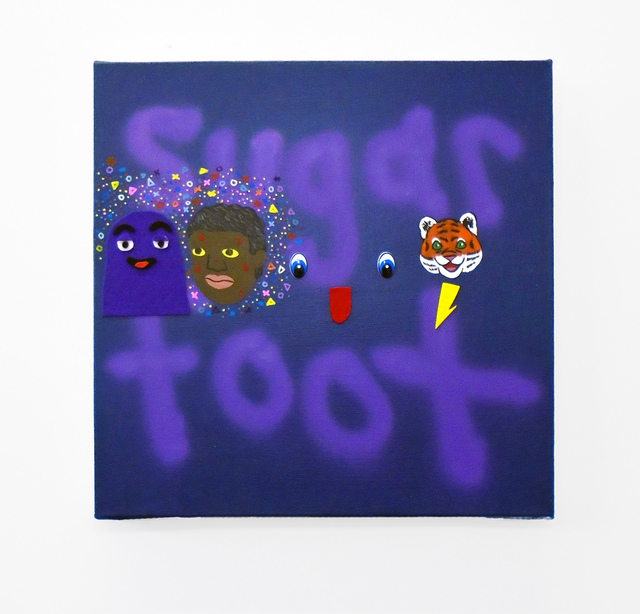 , 'Chopped and Screwed,' 2018, VARIOUS SMALL FIRES