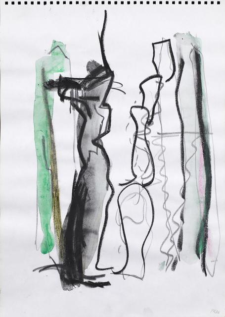 , 'Untitled,' 1986, Galleri Bo Bjerggaard