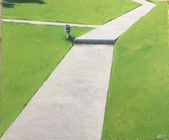Bruce Kimerer, 'Condo Walk', 2017, Asher Grey Gallery