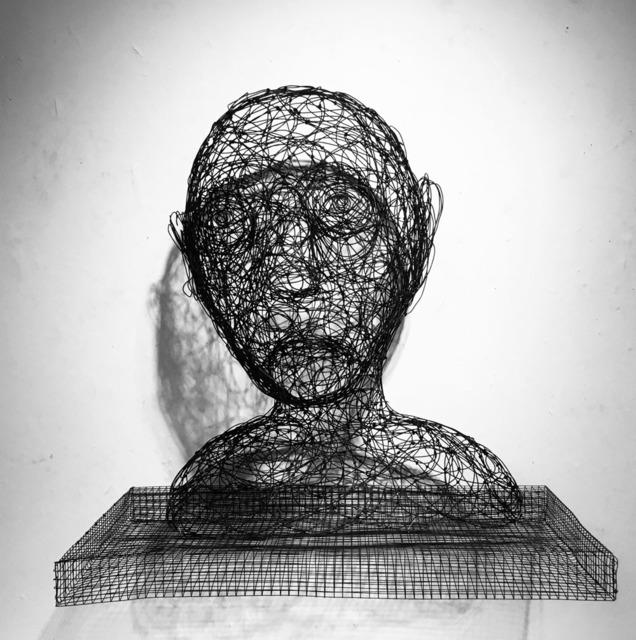 joseph janson, 'Classic Bust I ', 2019, Wally Workman Gallery