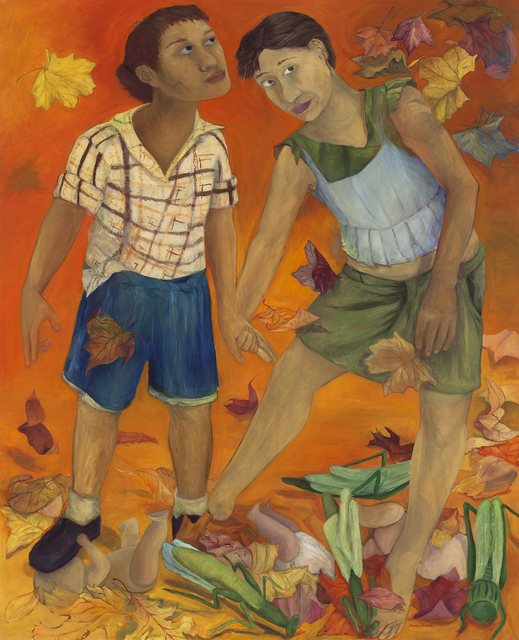 , 'Eventual Autumn,' 2003, Montclair Art Museum