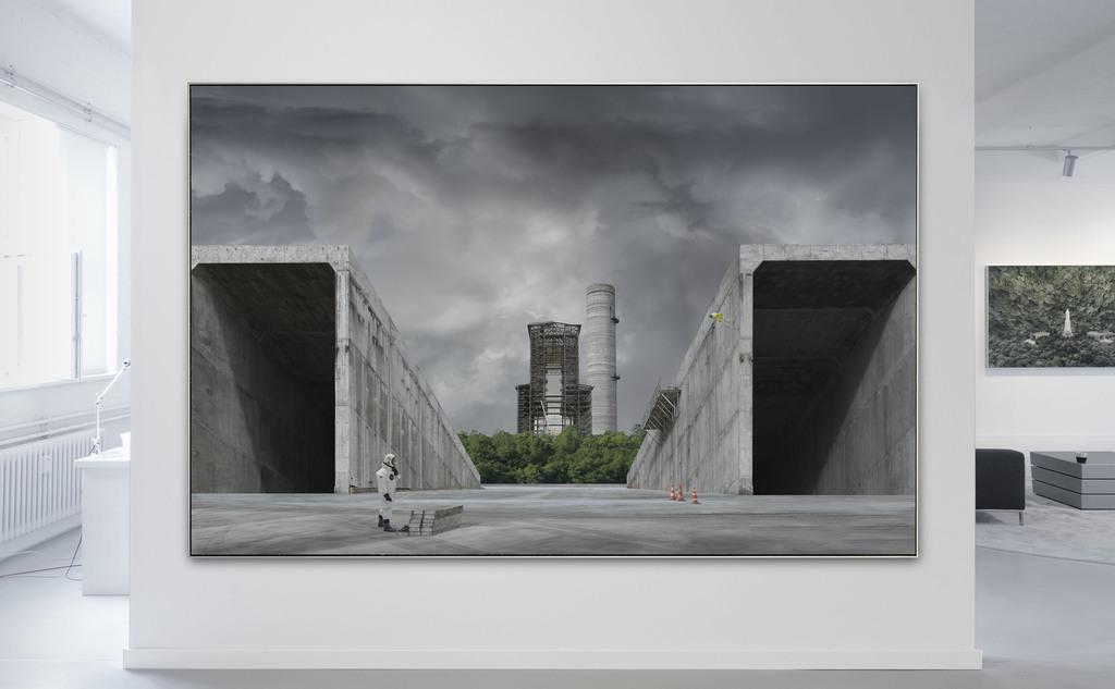 Michael Najjar / strange eden - outer space