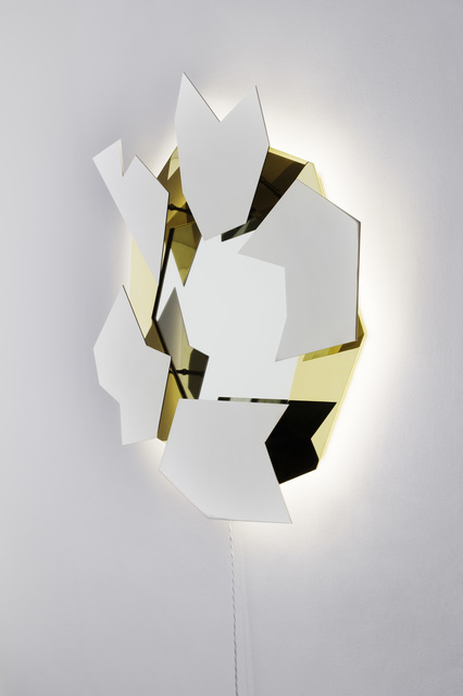 , 'Mirror, 'Brisee',' 2012, David Gill Gallery