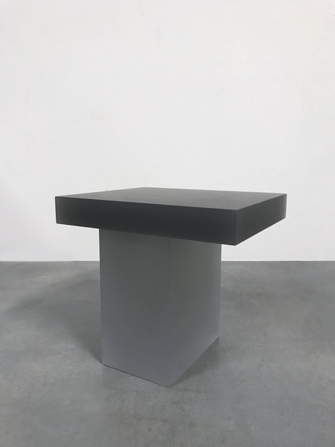 , 'Haze Stool (Dark Grey and Light Gray),' 2015, Carpenters Workshop Gallery