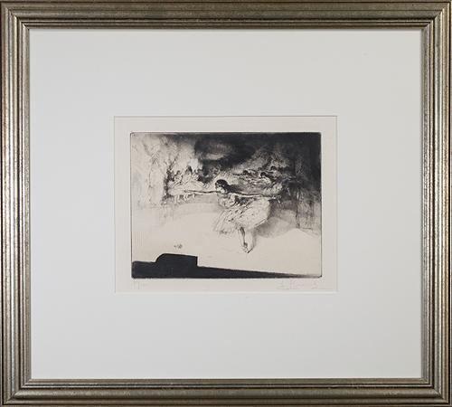 , 'Le Ballet,' , David Barnett Gallery