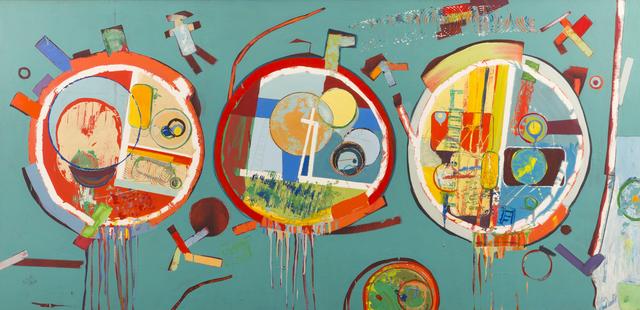 , 'Pedazos del Mundo,' 1964, Childs Gallery