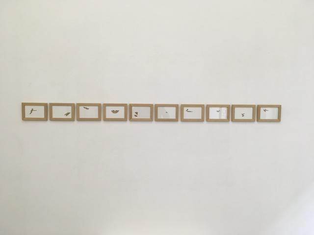 , 'Lignes,' 2017, Officine dell'Immagine