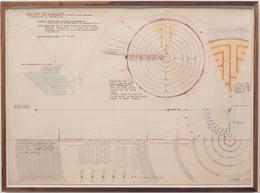 , 'In From The Wilderness - Schematics,' 2013, Roberts & Tilton