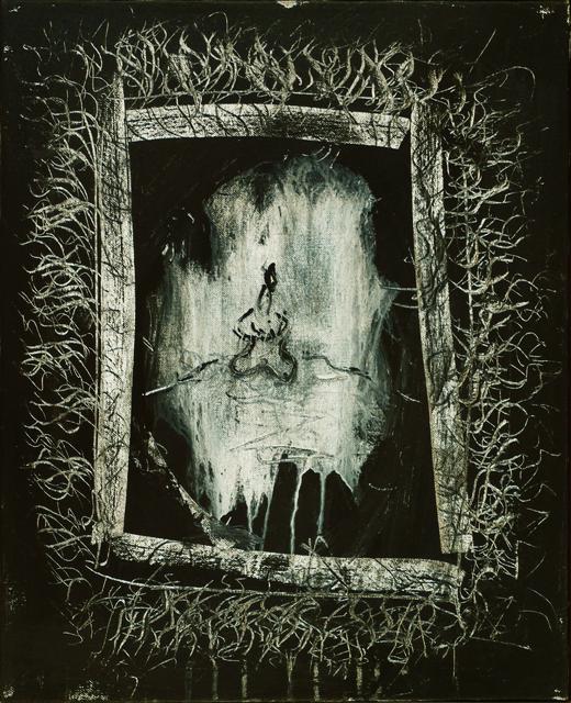, 'The inner Garden ,' 1969, Walter Wickiser Gallery