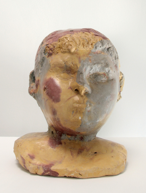 , 'Bust: Young Roman Boy,' 2012, Anglim Gilbert Gallery