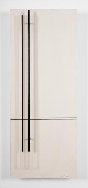 , 'Structure Spatiale Orthogonale,' , Juan Carlos Maldonado Art Collection