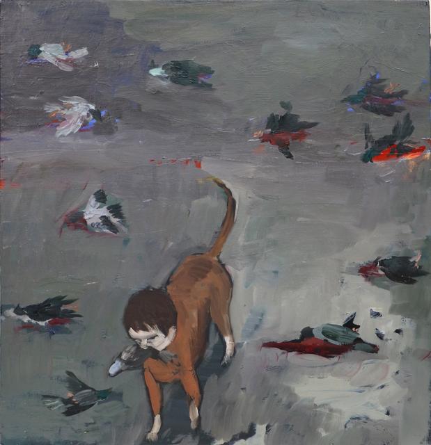 , 'Paisagem cinza [Gray landscape],' 2016, Casa Triângulo