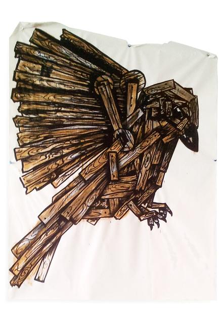 , 'Bird,' 2015, Dan Gallery
