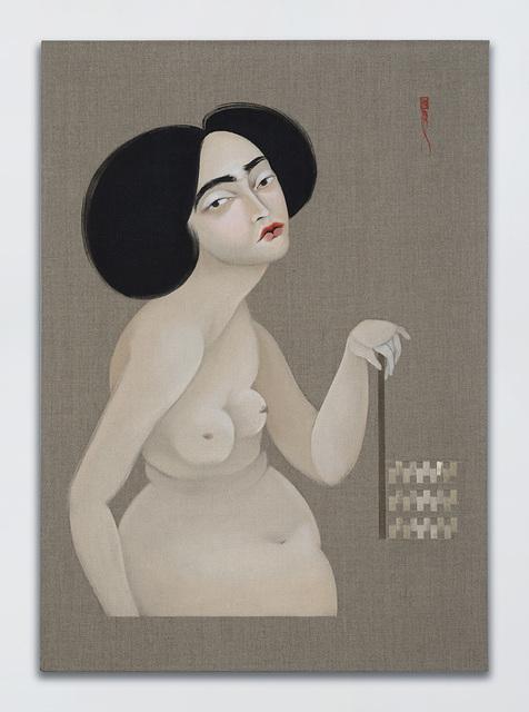 , 'Mahaffa 2,' 2017, Jack Shainman Gallery