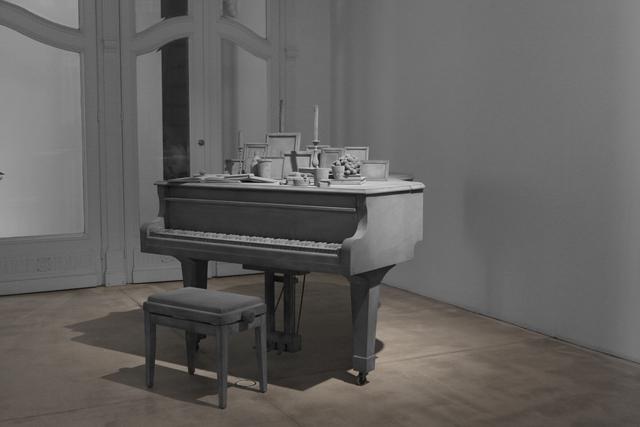 , 'Silent Piano,' 2015, Galerie Krinzinger