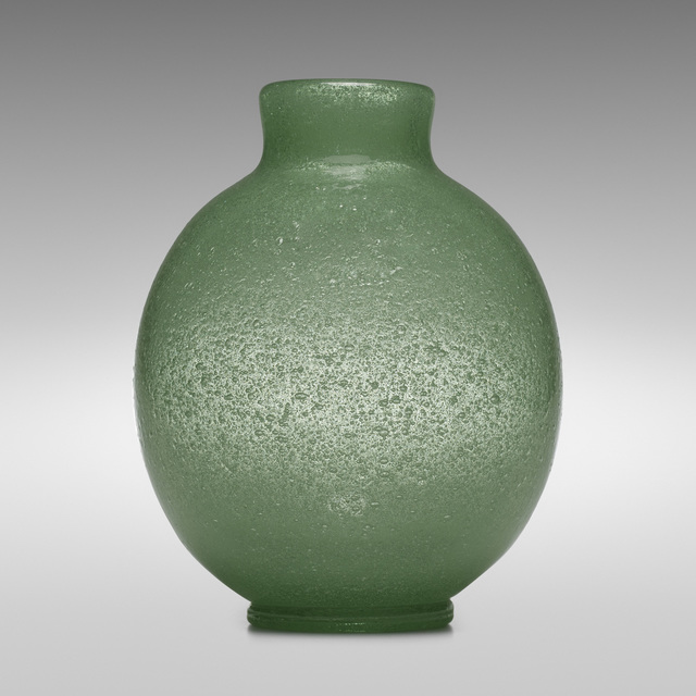 Carlo Scarpa, 'Bollicine vase, model 1886', c. 1932, Wright