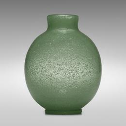 Bollicine vase, model 1886