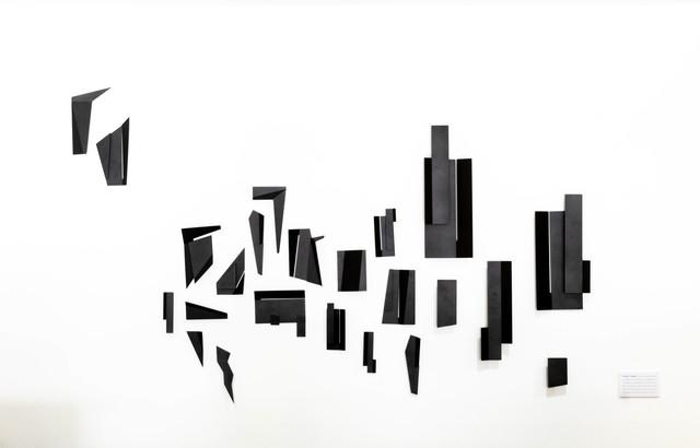 Juan Mejía, 'Fragmento Alfabeto Urbano ', ca. 2017 , Galería Arteconsult