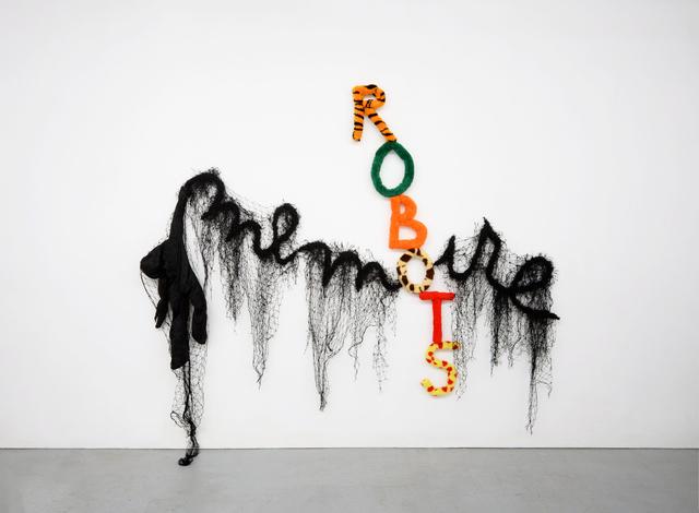 , 'Mémoire Robots (Memory Robots),' 2015, Marian Goodman Gallery