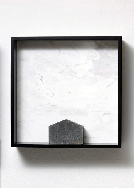 , 'Versteinerter Himmel XXIV, (Petrified Sky XXIV),' 1983, Wentrup