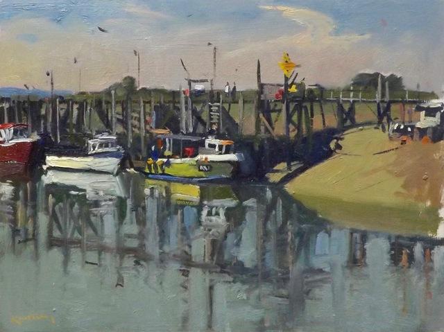 , 'Winter Light, Rye,' , Peninsula Gallery