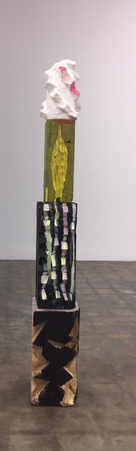 , 'Gazer,' 2017, Mindy Solomon Gallery