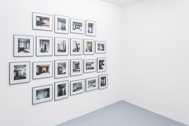 , 'Kraftstrasse 35, eine Installation,' 1992, Mai 36 Galerie
