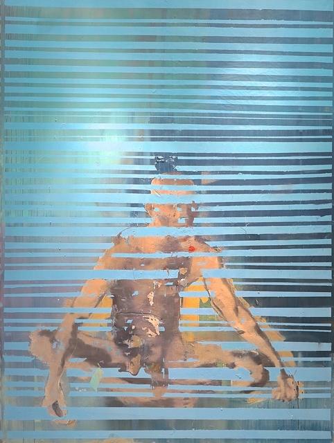 , 'Regenmacher,' 2016, Galerie Schimming