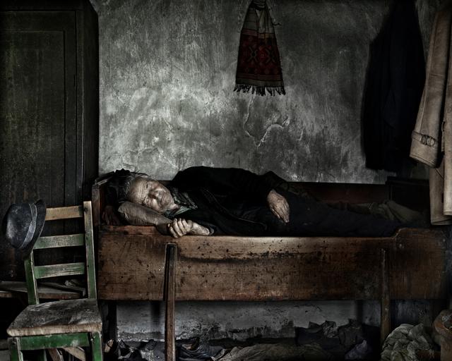 Tamas Dezso, 'Victor (Near Geamana, Central Romania)', 2011, Photography, Chromogenic print, Robert Koch Gallery