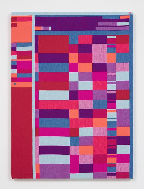 , 'Abstract Browsing 17 05 02 (Wordpress),' 2017, Steve Turner