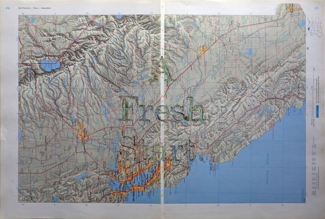 , 'Apocatastasis VI (A Fresh Start), Impossible Landscape series,' 2017, CURRO
