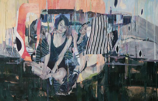, 'Present,' 2016, RuArts Gallery